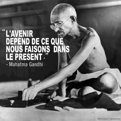 Citation du jour !
