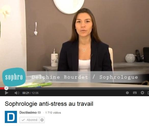 Vidéo de sophrologie, anti-stress